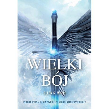 Książka Wielki Bój nowa + audiobook