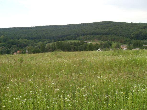Земельна ділянка з гарним краєвидом та панорамним видом с.Валя-Кузмін
