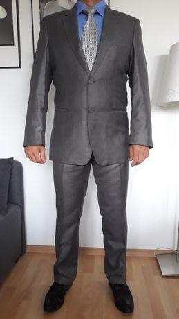 Garnitur męski wzrost 182 cm