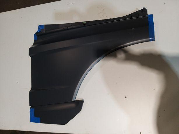 Przedłużenie lewe drzwi Mercedes Actros MP4 - nowe