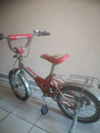 Велосипед детский Мустанг подростковый от 5 до 10 лет