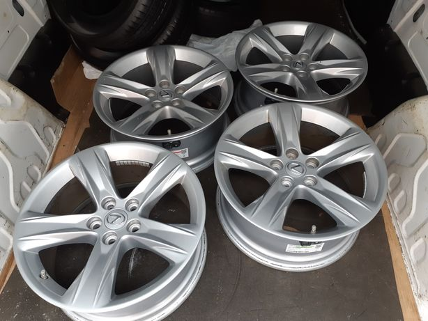 Диски R18 5 114,3 Lexus RX original 19г 5 114,3