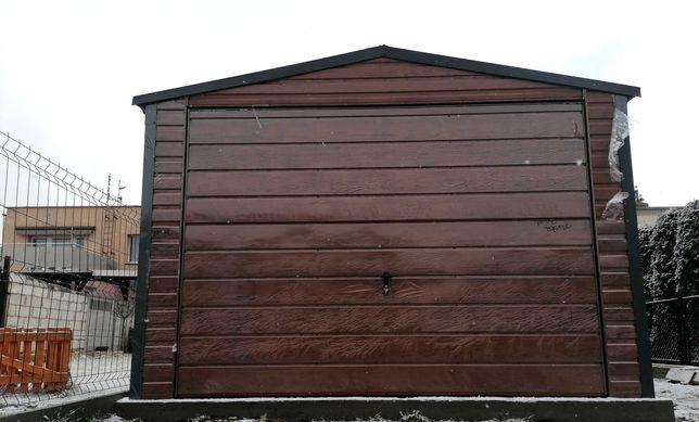 Garaż blaszany Garaże blaszane dowolne wymiary 3x5 4x6 6x5 6x6 7x6