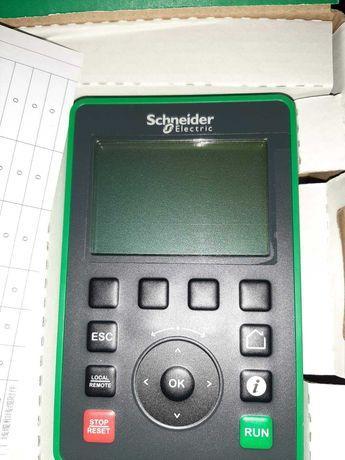 Дисплей , экран частотника .Графический терминал