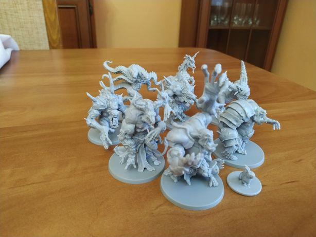 Zombicide Abominacje - Kickstarter!