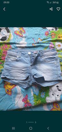 Шорты джинсовые размер Xs-S