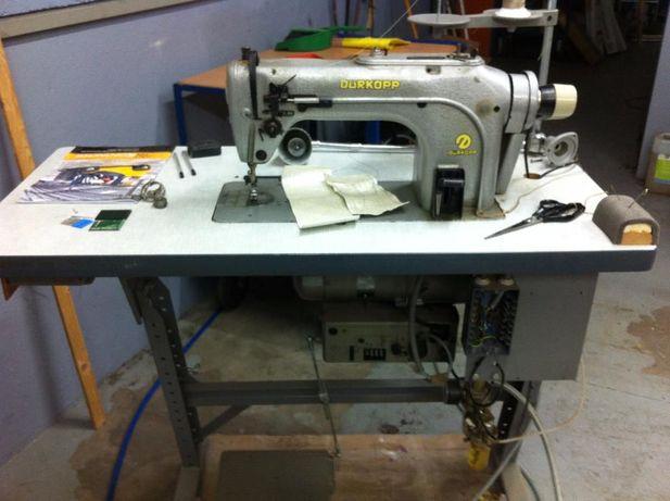 Maquina costura industrial Durkopp Adler