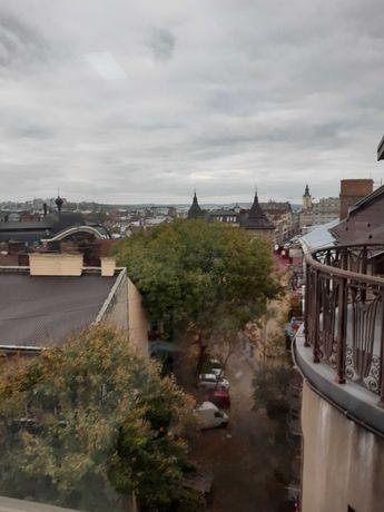 Продам панорамну 6к кв.з дизайнер. ремонтом та терасою в центрі Львова