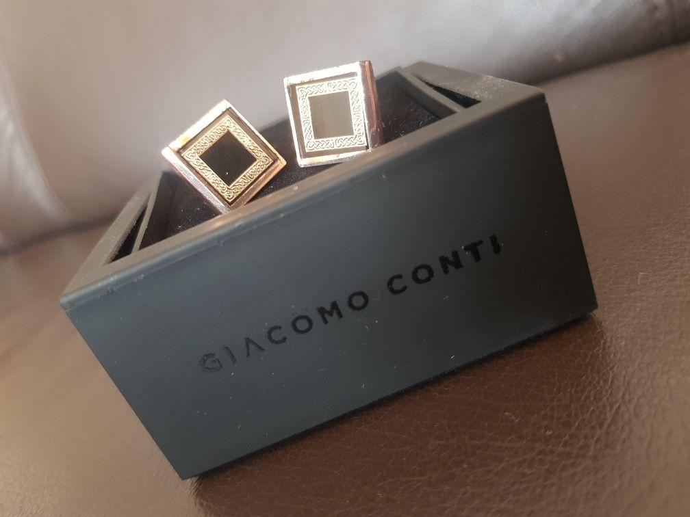 Spinki Giacomo Conti