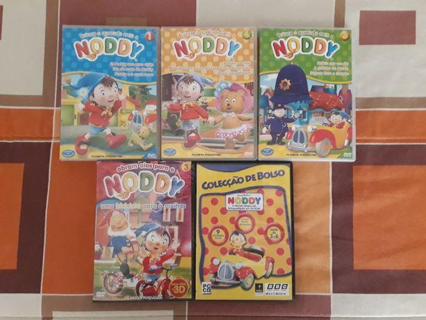 Colecção Noddy (Filmes e Jogos)