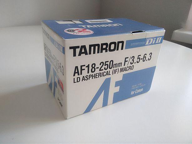 Tamron AF 18-250mm f/3,5-6,3 LD Aspherical IF Macro Canon