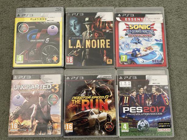 PS3 - Jogos playstation 3