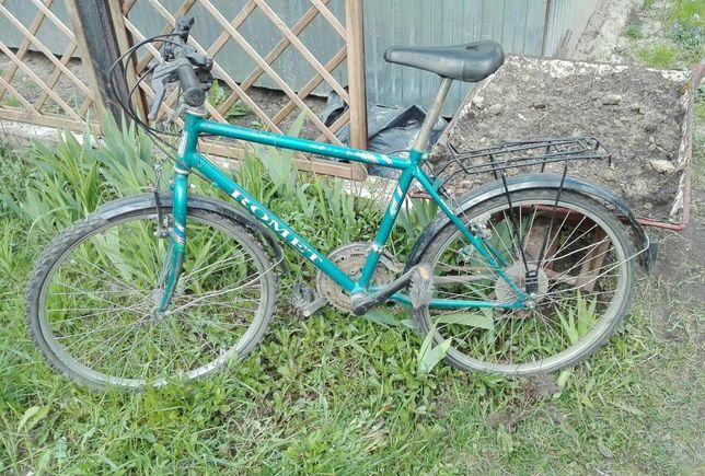 górski rower jumper