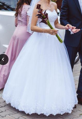 Idealna suknia ślubna dla Wyjątkowej Kobiety ;)