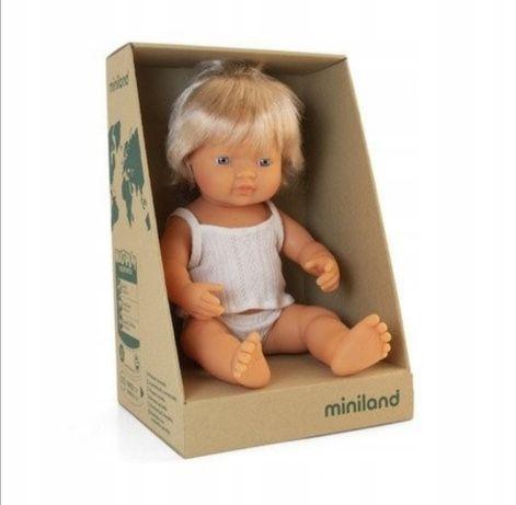 Lalka Miniland europejka 38cm GRATIS WYSYŁKA Z OLX