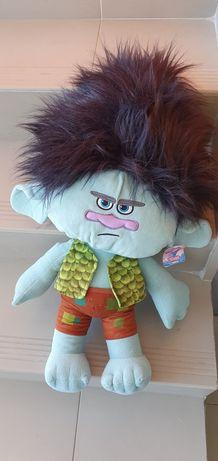 Maskotka pluszak troll nowy