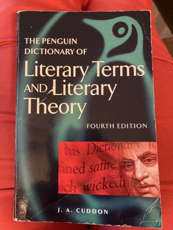 Dictionary of Literary terms and literary theory