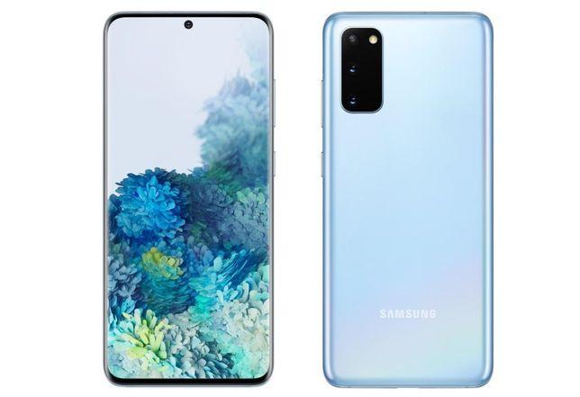Samsung Galaxy S20 stan idealny 8/128GB SM-G980 Blue Warszawa