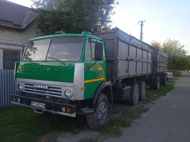 Камаз 55102 самоскид