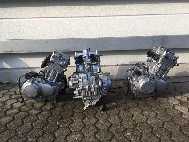 Kiev CB500 двигатель в полном комплекте