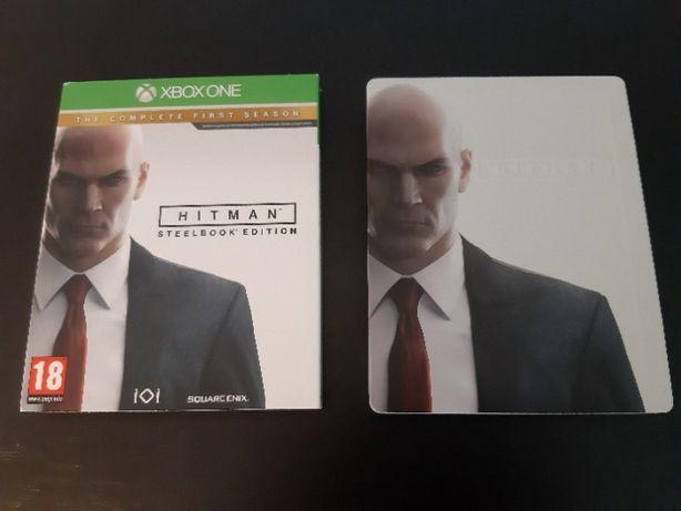 Xbox One - Hitman Steelbook Edition C/Selo Igac
