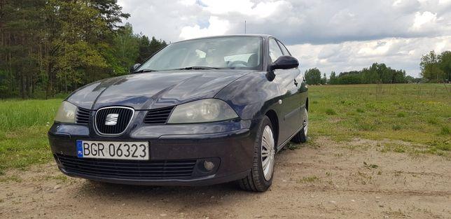 Seat Ibiza 1.4 TDi 75 km 2005 rok