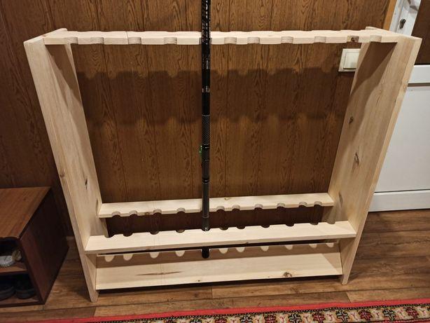 Органайзер подставка для удочек, хранение удилищ