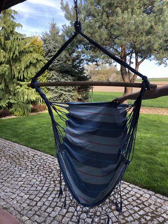 Huśtawka ogrodowa hamak krzesło brazylijskie