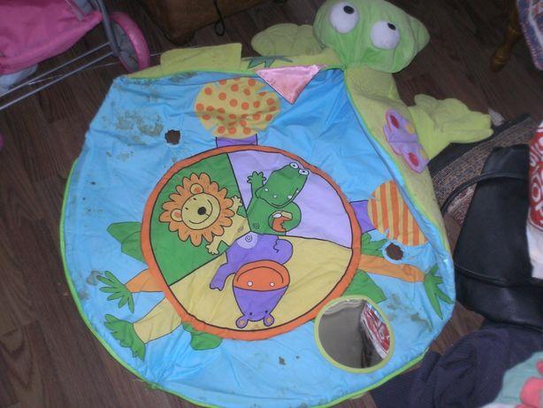 Сумка-МАНЕЖ Раскладная для переноса вещей и игр ребенка