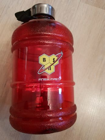 BSN Water Bottle Kanister Bidon Nowy