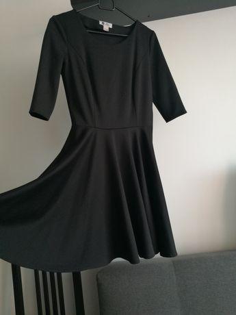 Czarna sukienka Vubu S