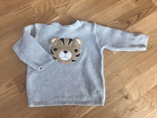 Zara sweterek sweter 80