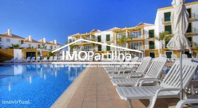 T1 Quinta do Morgado, 4 piscinas, court ténis,com rendimento garantido
