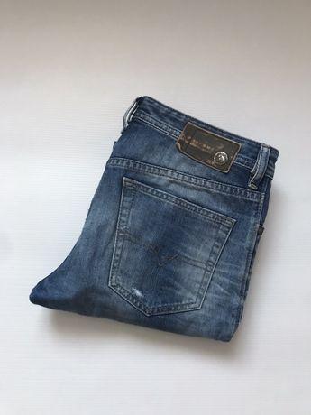 Męakie jeansy Diesel Buster Regular Slim Tapered W31 L32