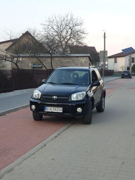Toyota Rav-4 2.0 Benzyna