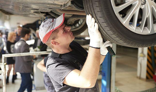 Діагностика та ремонт ходової частини автомобіля, СТО