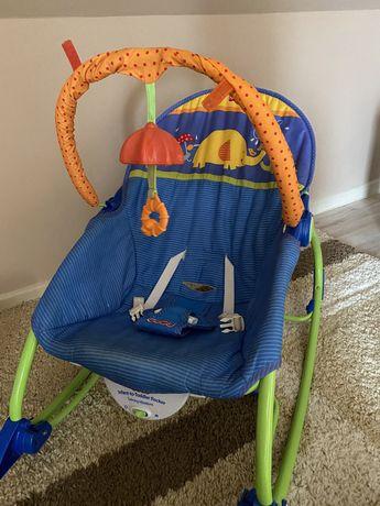 Leżaczek dla dziecka Fisher Price
