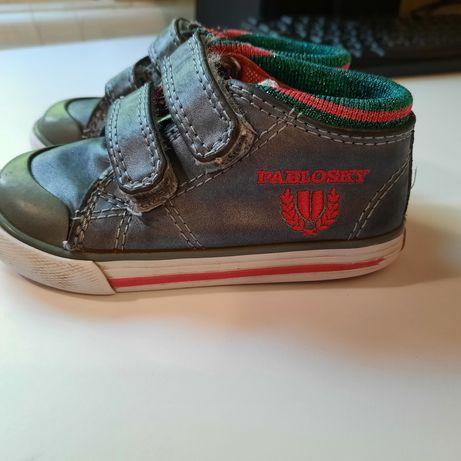 Осенние ботиночки Pablosky,21 размер