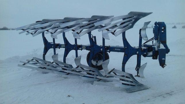 Pług Rabe Albatros 120 4 skibowy