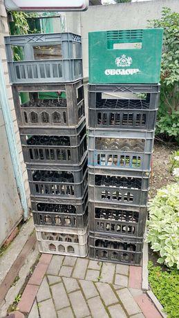 Пивные ящики 12 штук