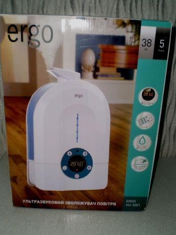 Ультразвуковой увлажнитель воздуха ERGO-HU -5001