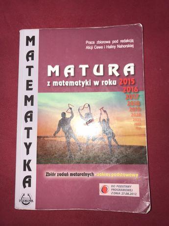 Matematyka, zbiór zadań maturalnych