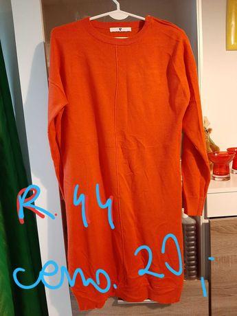Tunika sweterkowa 44