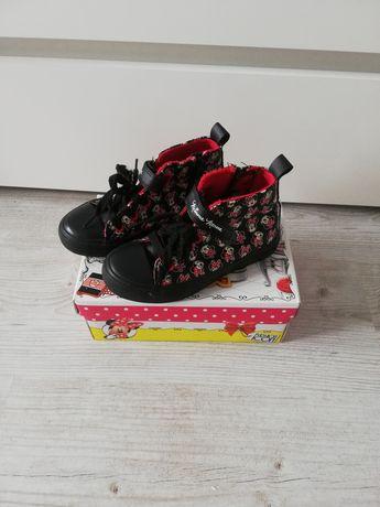 Buty botki CCC 27 dziewczynka