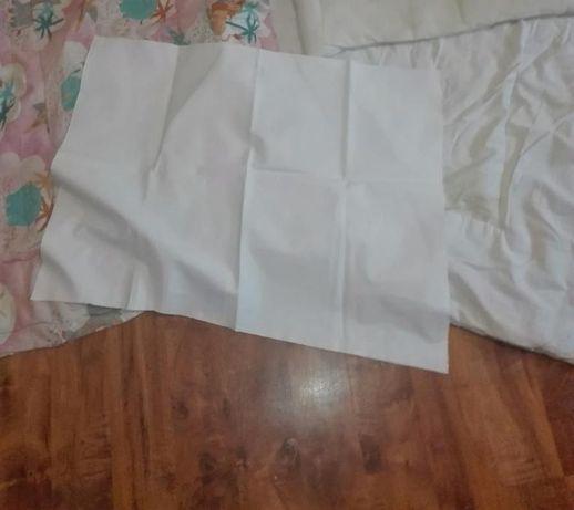 Kołderka x 2 +poduszka do łóżeczka+ gratis podkład