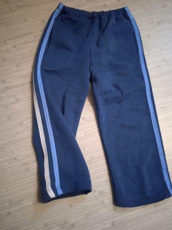 Теплые спортивные штаны р. 98-104