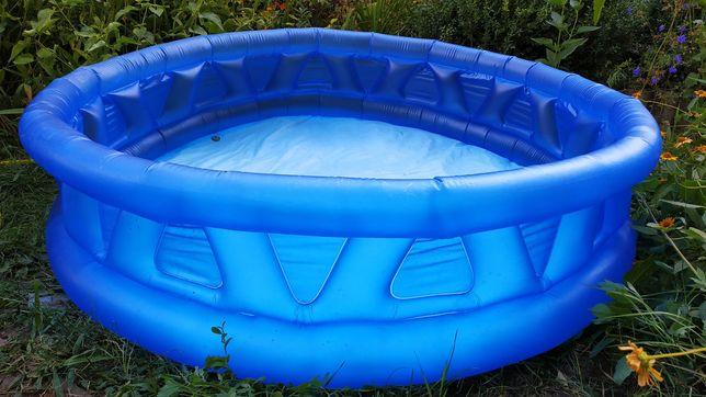 Надувной детский бассейн Intex 58431 Летающая тарелка басейн дитячий