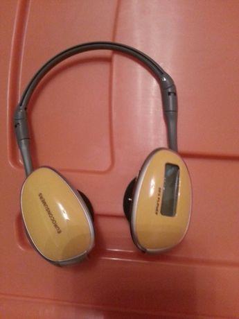 Fones/ auriculares com leitor de mp3 integrado novo