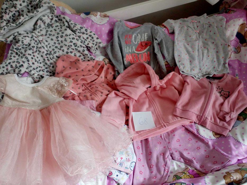 Zamienię ubranka dla dziewczynki Zakroczym - image 1