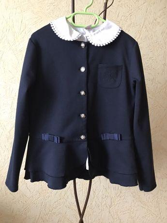 Пиджак жакет кардиган кофта школьная 130,146 р